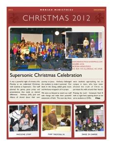 Christmas News - 1
