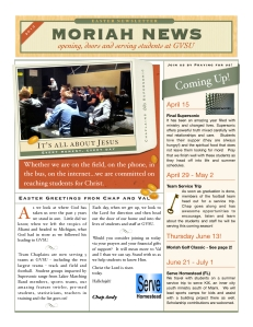 March News - 1