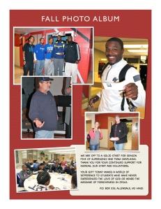 Fall News 2014 - 2