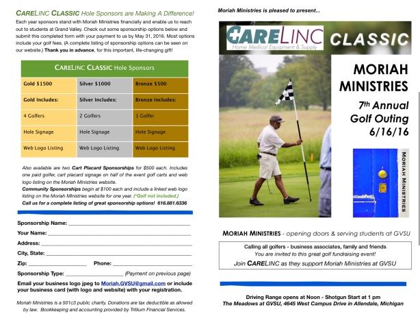 CareLinc Classic 2016 Registration - 1