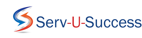 serv_u_success logo and text